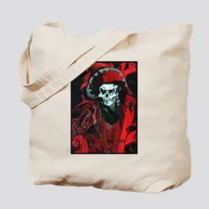 La Mort Rouge - Red Death Tote Bag