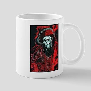 La Mort Rouge - Red Death Mug