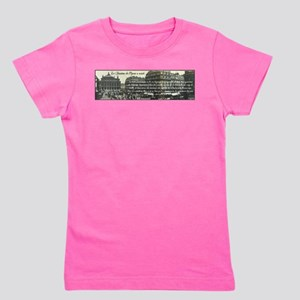 Paris Opera House Girl's Tee