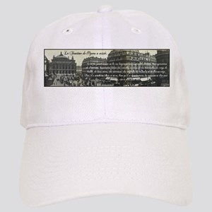 Paris Opera House View Cap
