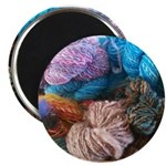 "Handspun Yarn 2.25"" Magnet (100 pack)"