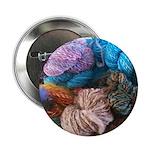 """Handspun Yarn 2.25"""" Button (10 pack)"""
