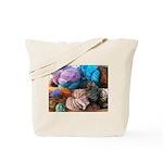 Handspun Yarn Tote Bag