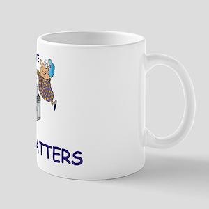 Prostate size matters Mug