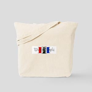 3 percenters Tote Bag