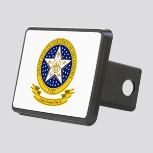 Oklahoma Seal Hitch Cover