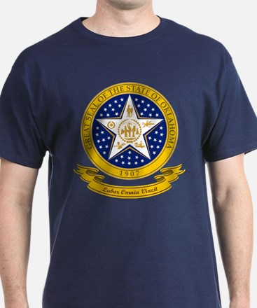 Oklahoma Seal T-Shirt