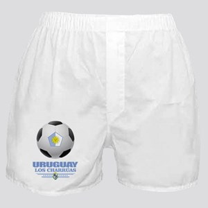 Uruguay Football Boxer Shorts