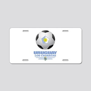Uruguay Football Aluminum License Plate