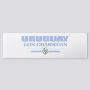 Uruguay Football Bumper Sticker