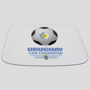 Uruguay Football Bathmat