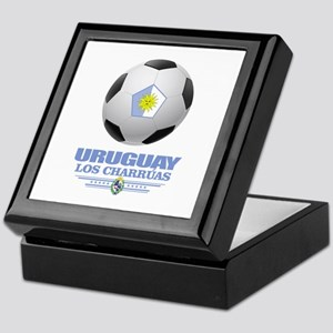 Uruguay Football Keepsake Box