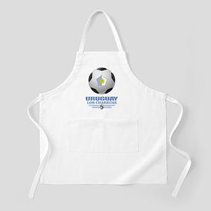 Uruguay Football Apron