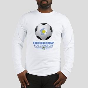 Uruguay Football Long Sleeve T-Shirt
