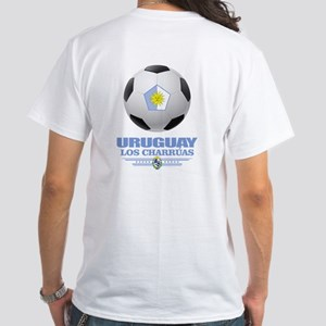 Uruguay Football T-Shirt