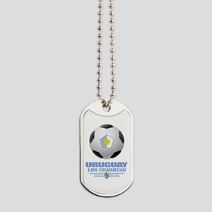 Uruguay Football Dog Tags