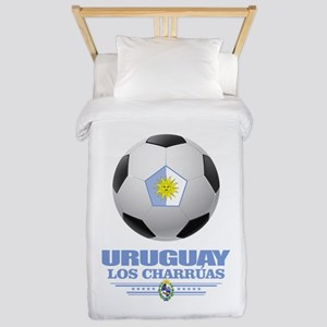 Uruguay Football Twin Duvet