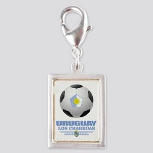 Uruguay Football Charms