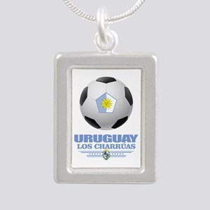 Uruguay Football Necklaces