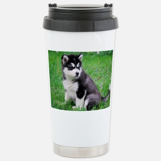 Masked Bandit Stainless Steel Travel Mug
