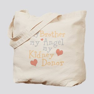 Personalize Kidney Donor Tote Bag