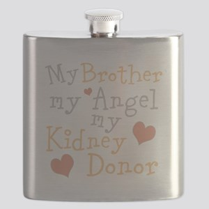 Personalize Kidney Donor Flask