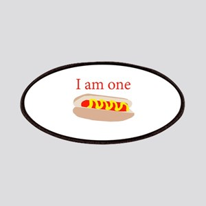 I am one hot dog Patches