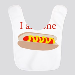 I am one hot dog Bib