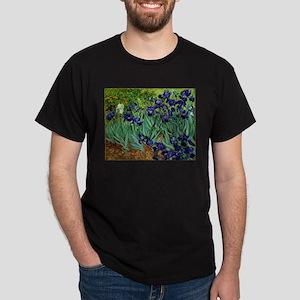van gogh irises, st. remy T-Shirt
