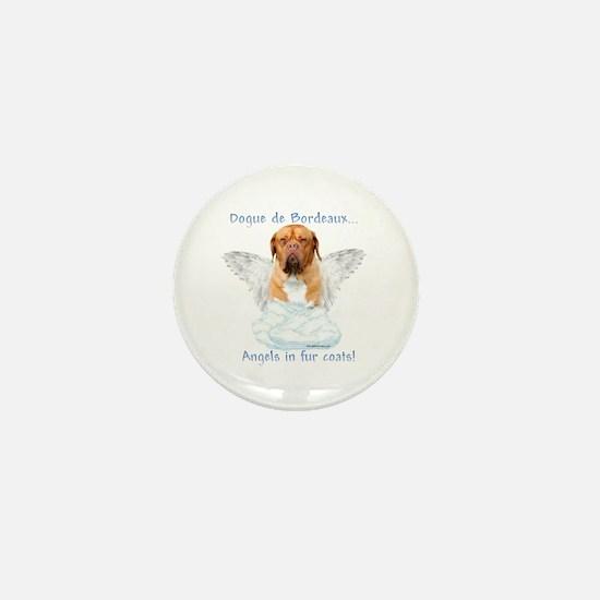 Dogue Angel Mini Button