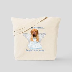 Dogue Angel Tote Bag