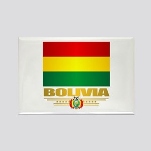 Flag of Bolivia Magnets