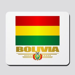 Flag of Bolivia Mousepad