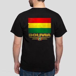 Flag Of Bolivia T-Shirt