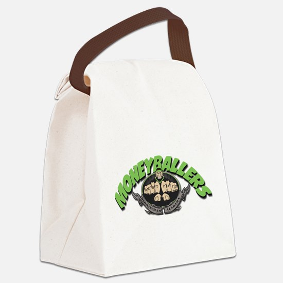 Money Ballers Canvas Lunch Bag