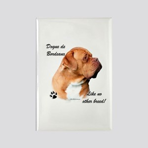 Dogue Breed Rectangle Magnet