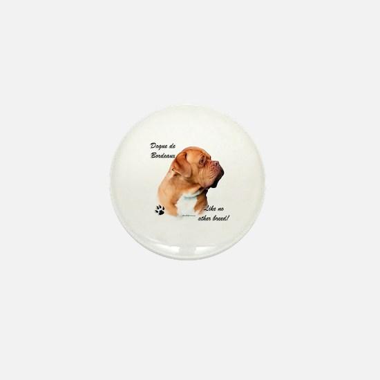 Dogue Breed Mini Button