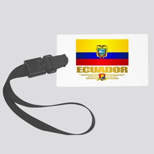 Flag of Ecuador Luggage Tag