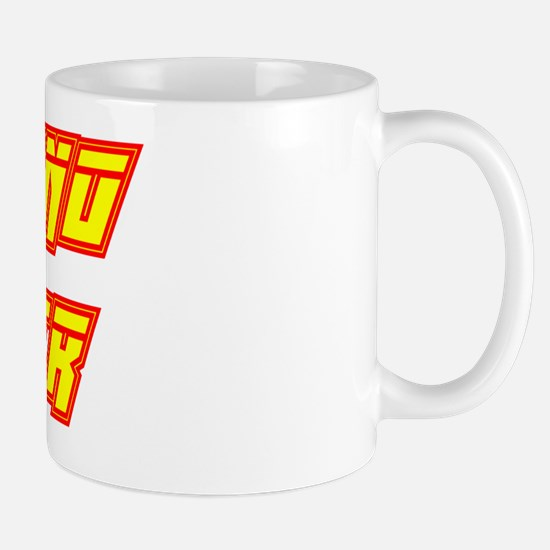 Chicano Power Streak Mug