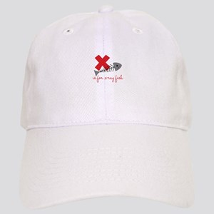 X Is For X-Ray Fish Baseball Cap