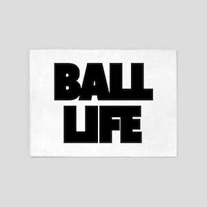 Ball life 5'x7'Area Rug