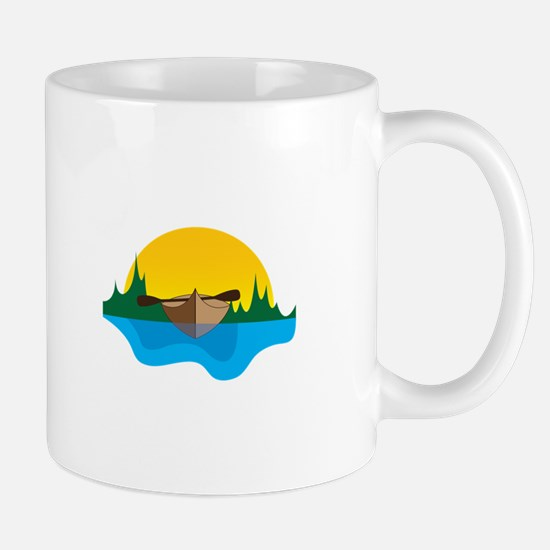 Canoeing Mugs