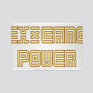 Chicano Power Undercover Rectangle Magnet