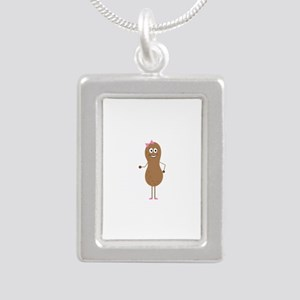 Lil Girl Peanut Necklaces