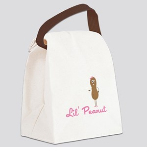 Lil' Peanut Canvas Lunch Bag