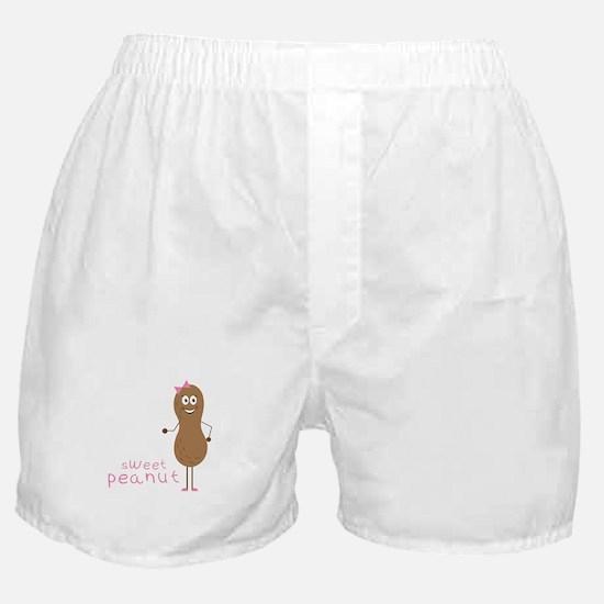 Sweet Peanut Boxer Shorts