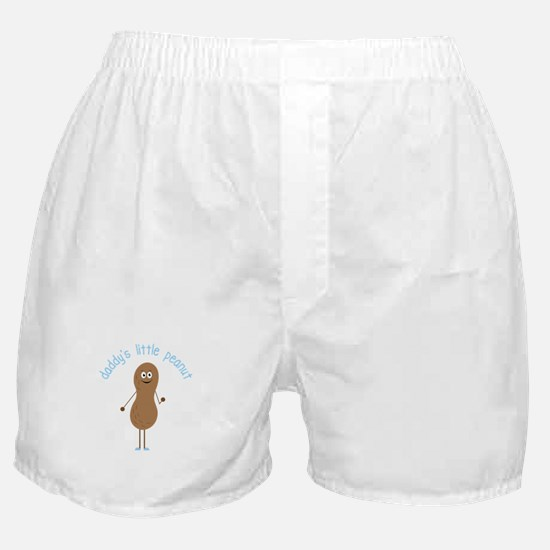 Daddy's Little Peanut Boxer Shorts