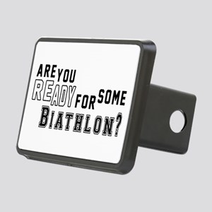 Are You Ready For Some Bia Rectangular Hitch Cover