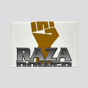 Raza Power Fist Rectangle Magnet