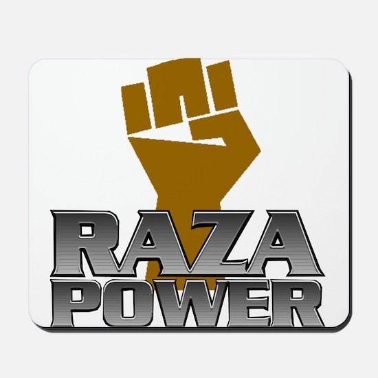Raza Power Fist Mousepad